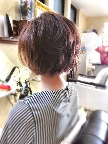 【西新の美容室リエット】ルーズ質感の☆小顔ボブ☆