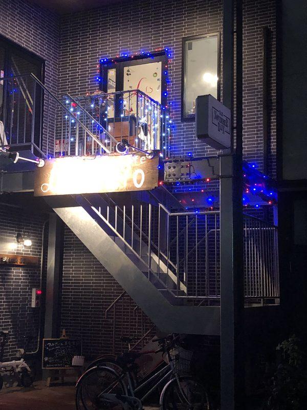 【西新の美容室リエット】イルミネーション点灯!!