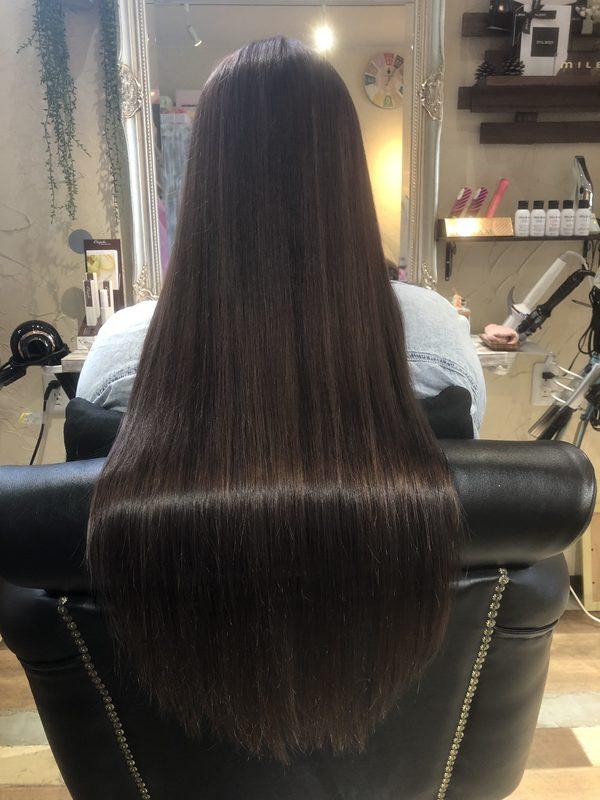 【西新駅近くの美容室リエット】美容業界驚愕の新・縮毛矯正