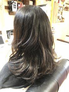 【西新の美容室リエット】硬い髪質におススメ☆低温デジパ
