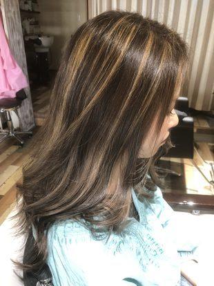 【西新の美容室リエット】夏におススメ☆ハイライトカラーのサムネイル