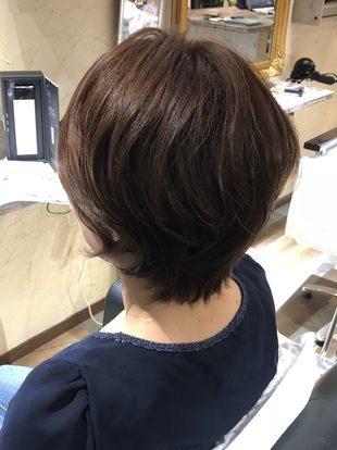 【西新の美容室リエット】クセ毛を活かしたナチュラルスタイルのサムネイル